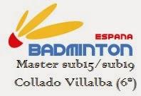 Master sub15/sub19 - Collado Villalba (Madrid)