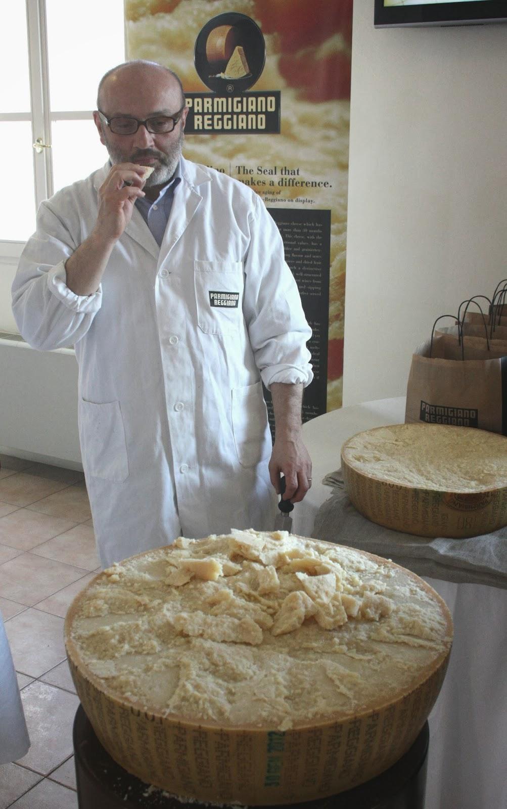 Bigshade parmigiano reggiano academy e alma scuola internazionale di cucina italiana - Scuola di cucina italiana ...