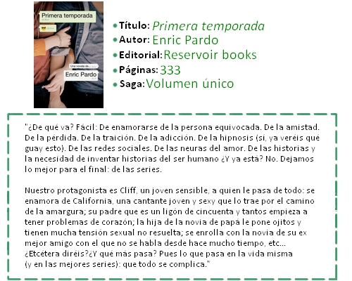 https://www.goodreads.com/book/show/21847422-primera-temporada?from_search=true