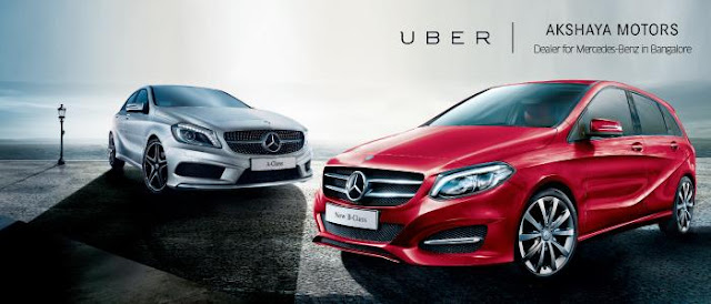Test Drive Merc in Bangalore this Sunday for free
