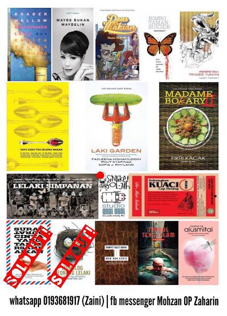 Promosi 3 Buku RM50 - OP-Zaharin