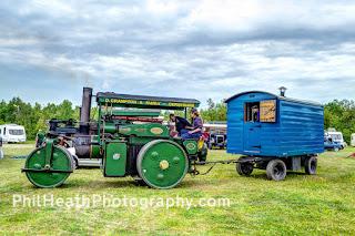 Belper Steam and Vintage Event 2015