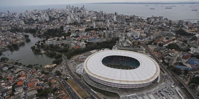 Stadion Arena Fonte Nova 1