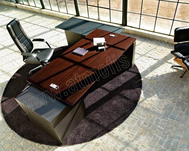 ofis mobilyaları modelleri modern çalışma masaları