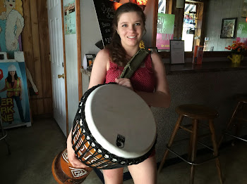 Neighborhood Bongo Girl Stops By
