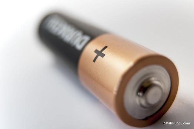 Duracell Alkaline Battery LR6 AA