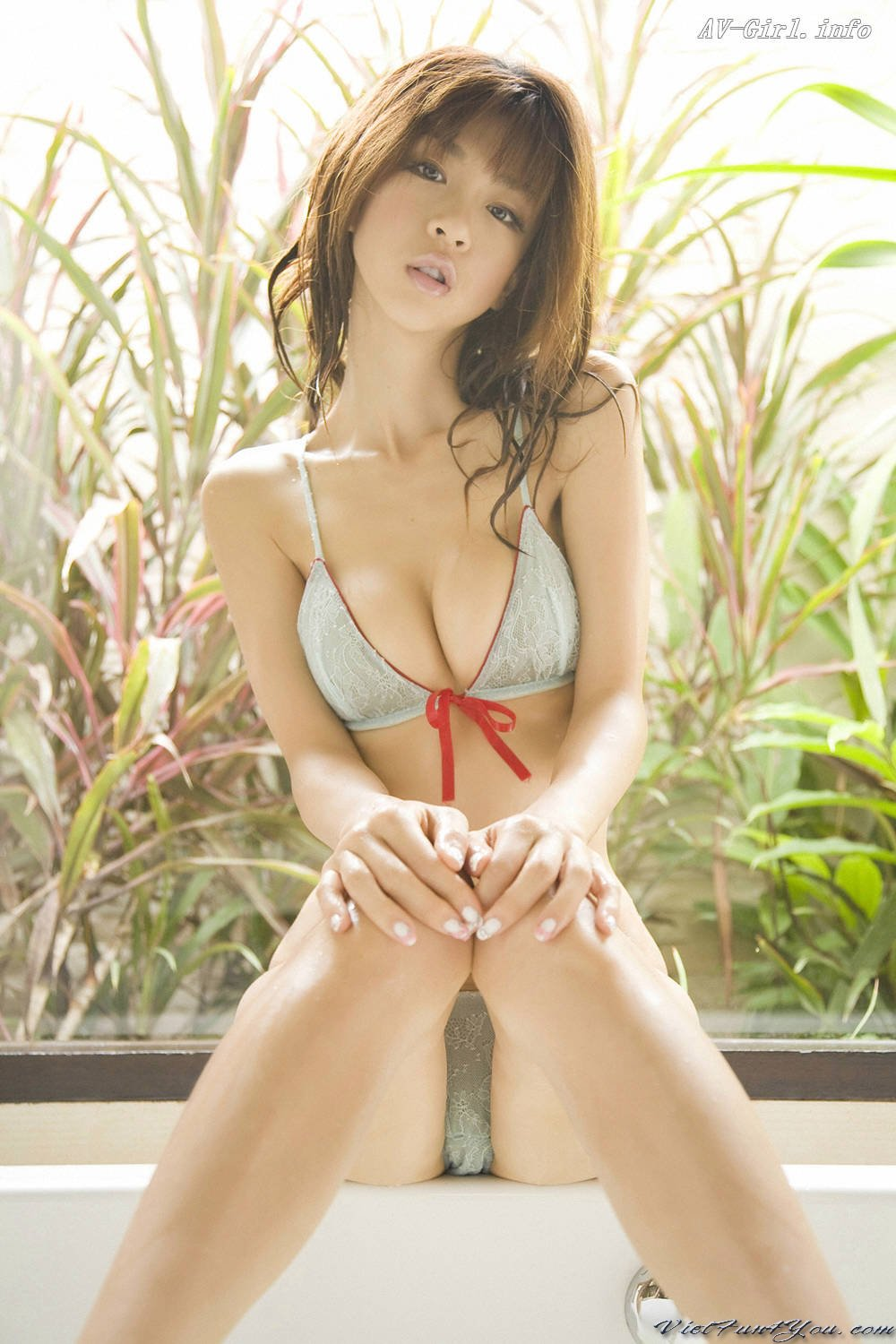 Other variant Japanese nude girls with finger have