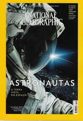 PUBLICAÇÃO NA REVISTA NATIONAL GEOGRAPHIC PORTUGAL (Março 2018)