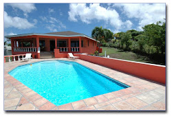 VILLA PIMENTA (Old Towne) - 3 bedroom, 3 bath (one en suite on lower level); awe inspiring views