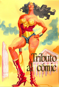 Tributo al Cómic/ Comic Tribute