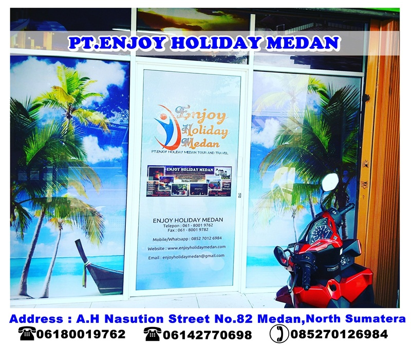 PT.ENJOY HOLIDAY MEDAN