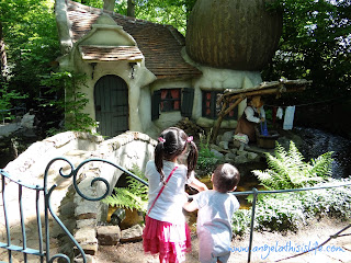 Efteling theme park, The Gnome Village, Fairy Tale Forest