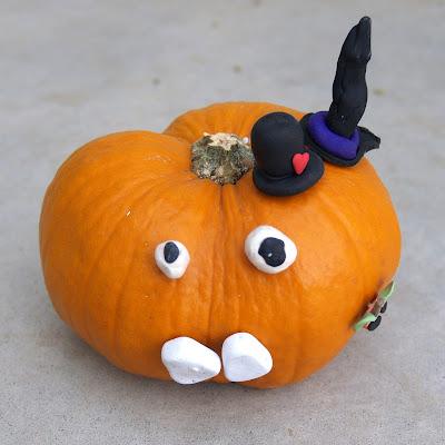 Sienna's Pumpkin