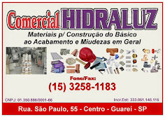 Comercial HIDRALUZ Materiais p/ Construção