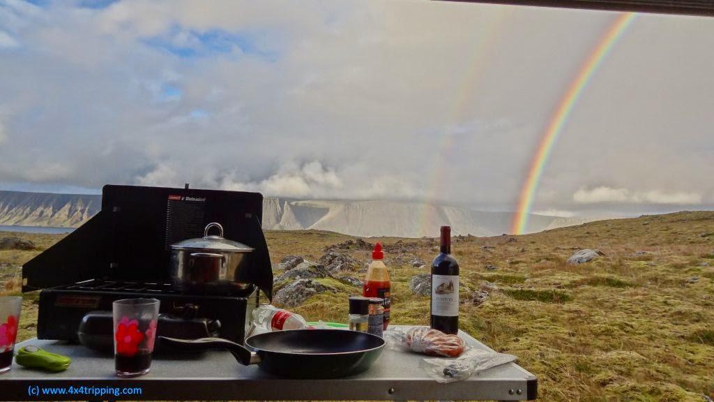 Outdoor Küche Camping : Tripping outdoor küche so kochen wir unterwegs