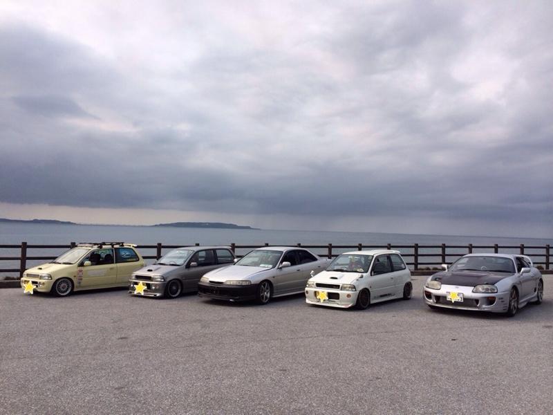 Suzuki Alto, Honda Integra, Toyota Supra MK4, japońskie samochody, sportowe, tuning, modyfikacje