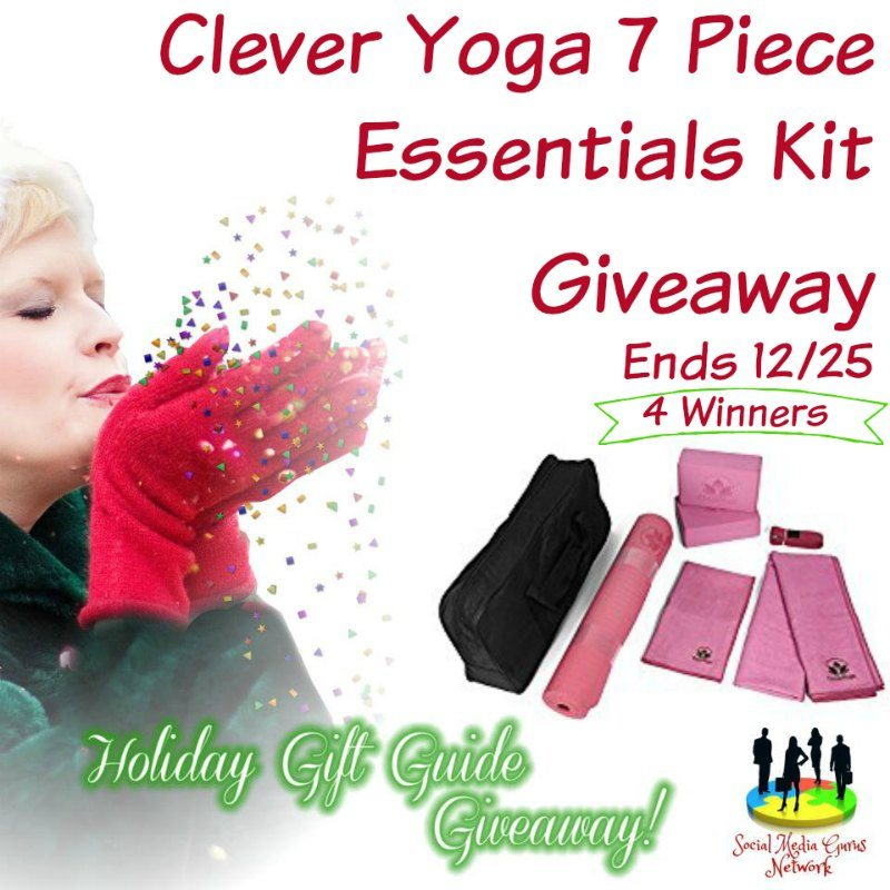 Clever Yoga 7 Piece Essentials