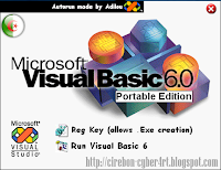 Free Download Visual Basic 6.0 Portable Version