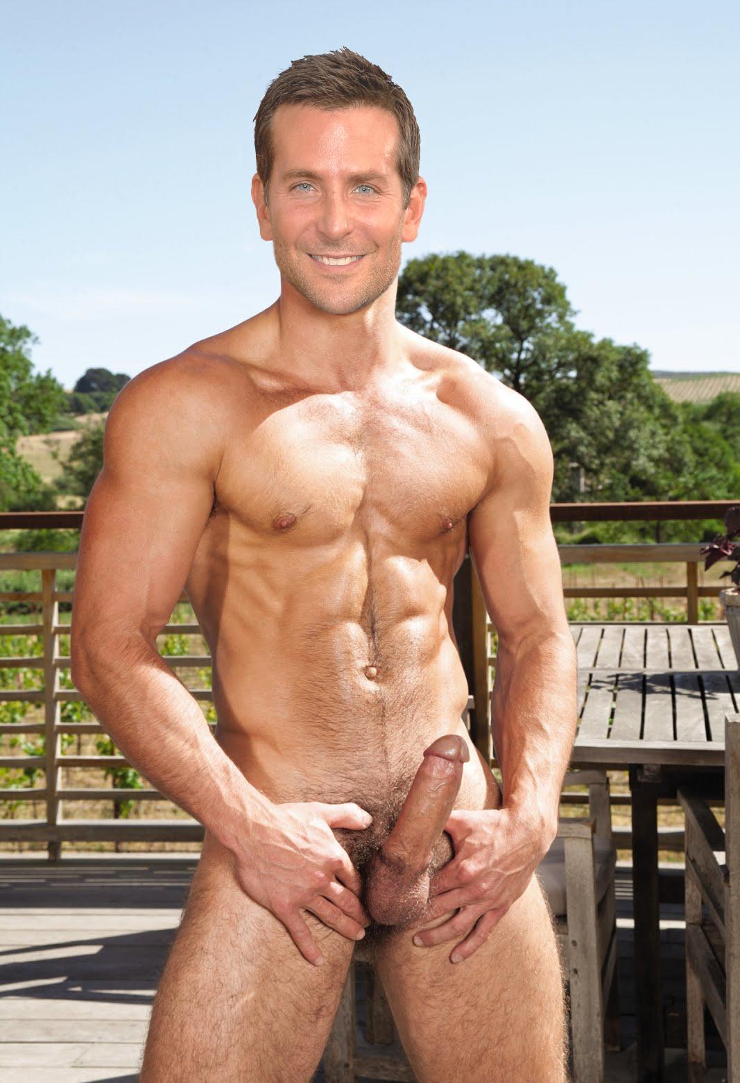 Bradley Cooper Naked Nude