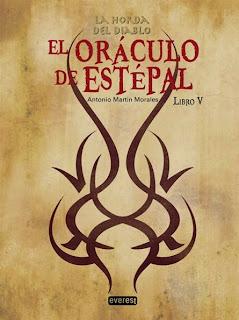 El oráculo de Estépal de Antonio Martín Morales