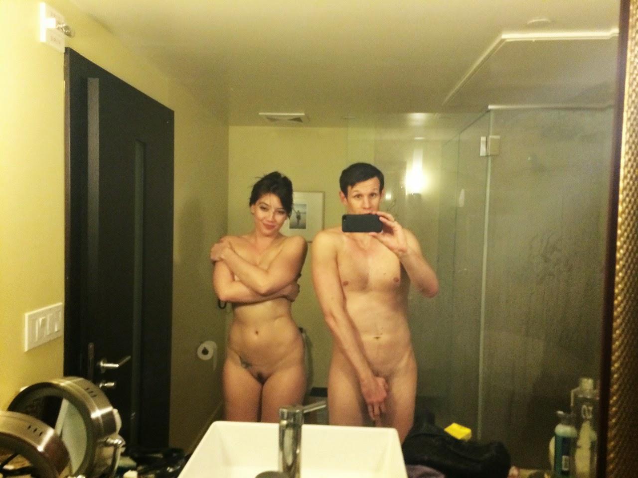 Naked ladies boobs