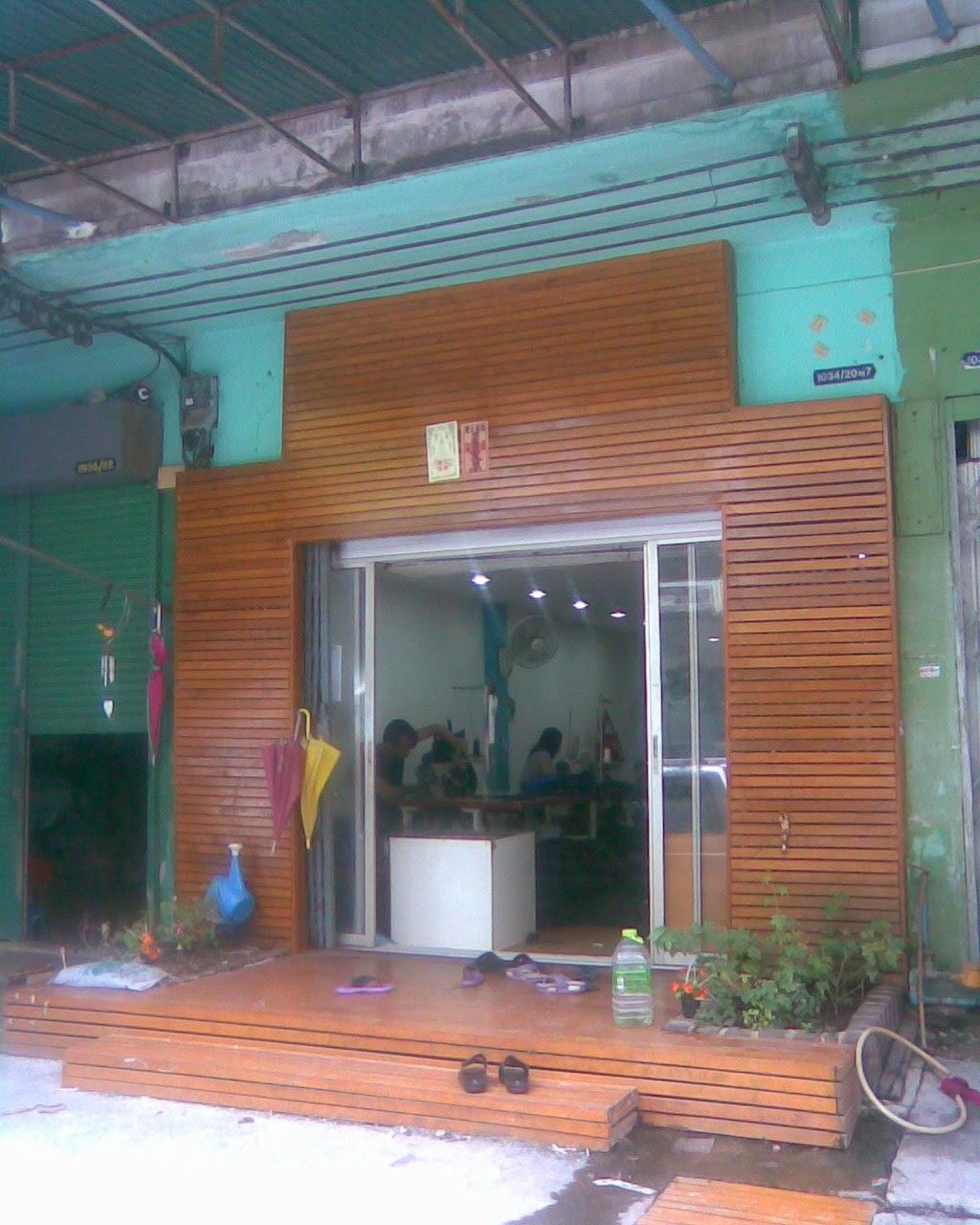 FB Design หมู่บ้านศรีเพชร หนองค้างพลู กทม.