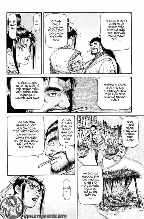 Chú Bé Rồng - Ryuuroden chap 49 - Trang 31