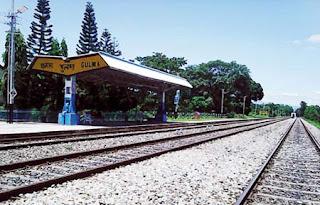 Gulma station