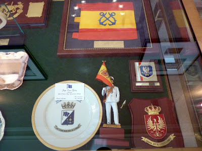 Homenaje de España en Arlington