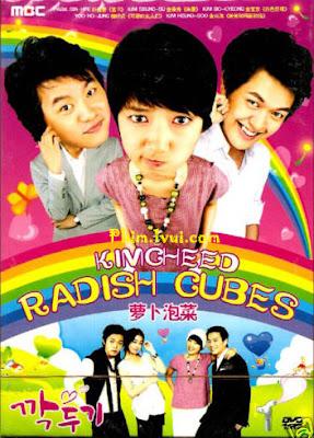 Phim Chỉ cần tình yêu - Kimcheed Radish Cubes [Vietsub] 2007