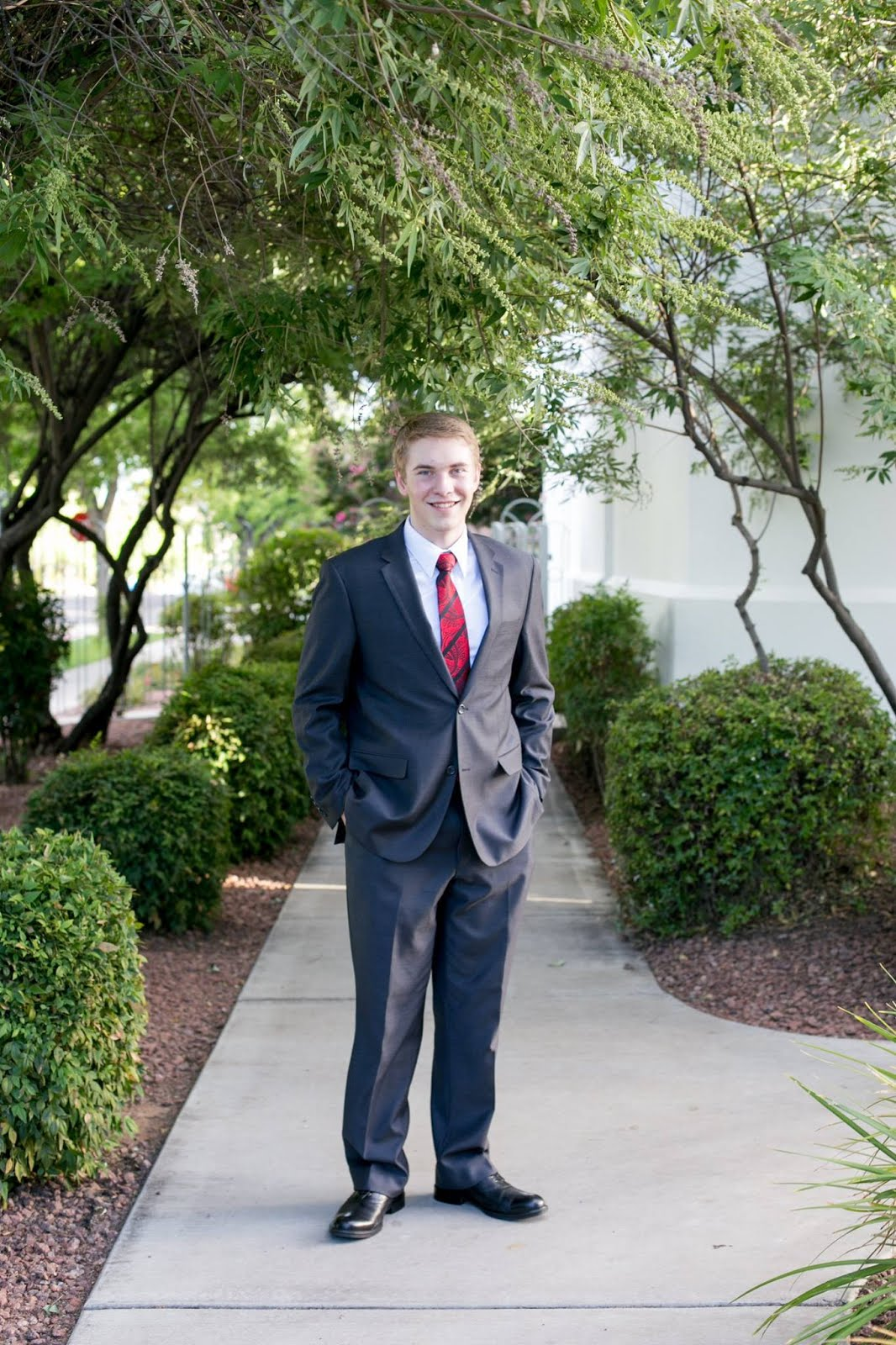 Elder Kaden L. Smith