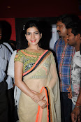 Samantha Latest Glam pics in saree-thumbnail-11