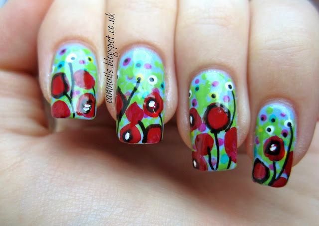flowers-floral-nail-art-manicure-colourful-field
