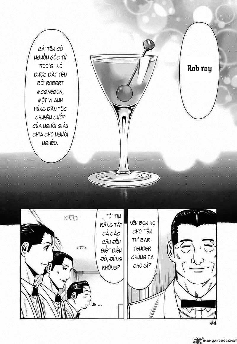 Bartender chap 33 Trang 19 - Mangak.info