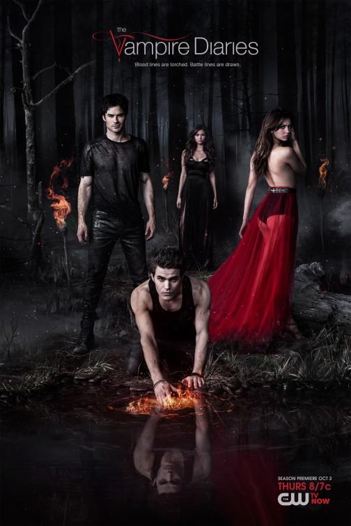Nhật Ký Ma Cà Rồng 5 - The Vampire Diaries 5