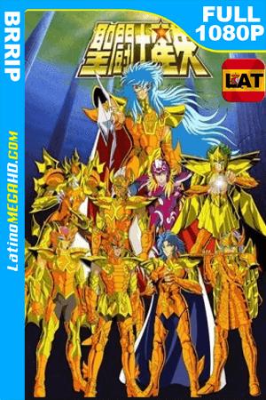 Los Caballeros del Zodiaco: Saga Poseidon (1989) Latino Full HD 1080P - 1989