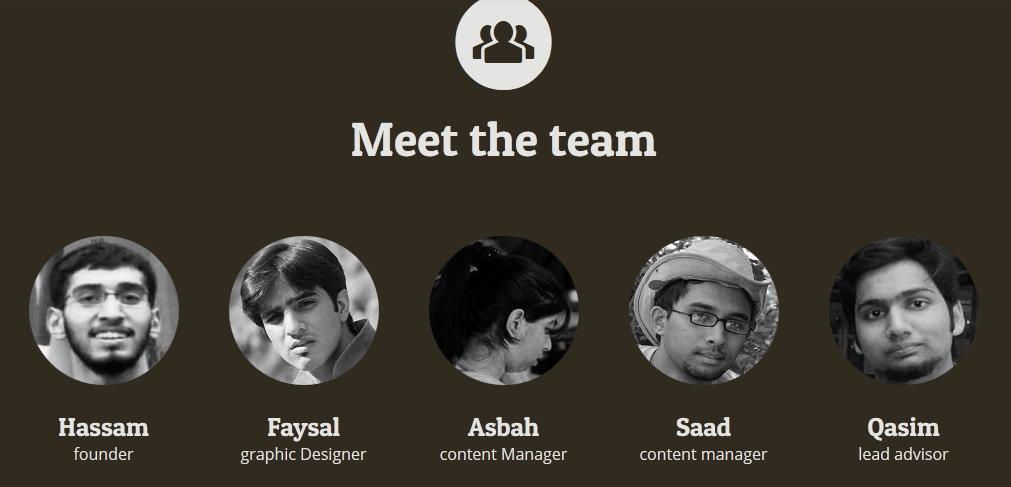 blogigngehow service team