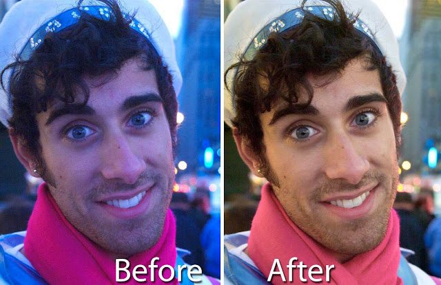 Color Correction in Lightroom