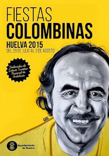 Colombinas 2015 -  Adrián Pérez