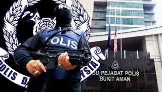 Pendedahan skandal RM1.5 juta Bukit Aman