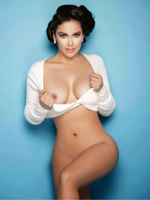 Sugey Abrego Revista Playboy M Ico Diciembre