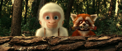 O Gorila Branco: Floco de Neve é uma das atrações do Cineclube Discovery Kids - Divulgação