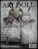 Trapped is in Spring Art Doll Quarterly