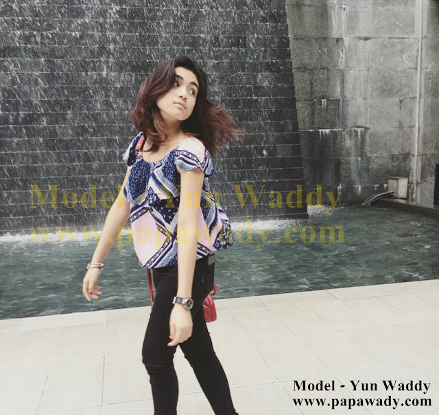 "9 Instagram Pictures of Beautiful Young Model ""Yun Waddy"""