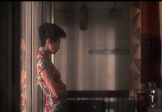 "floral pattern, Wong Kar-wai,  ""in the mood for love"", Maggie Cheung, chinese actress, chongsam, chinese dress, qipao, mandarin gown, 1920's shanghai, 60's shanghai, traditional chinese fashion, tony leung, film noir,"
