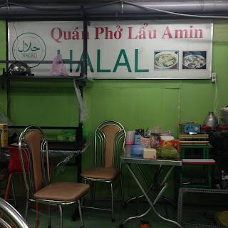 Quan Pho Lau Amin Ho Chi Minh City