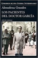 'Los pacientes del Doctor García', la última novela de Almudena Grandes