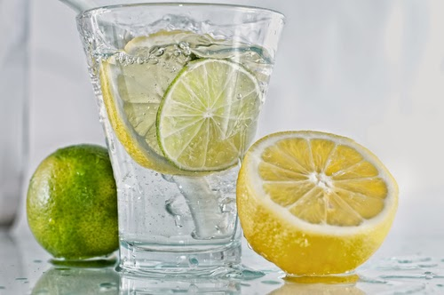 lemon melancarkan pencernaan