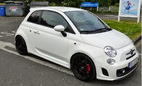Sebastian - Fiat 500 Abarth