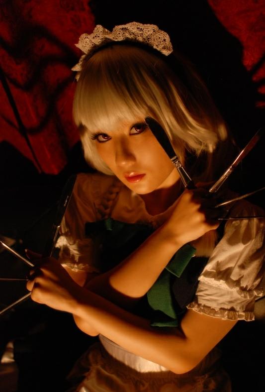 CosRain.Com KOYUKI's COSPLAY - The Touhou Project